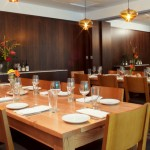 Private Dining Room, Nel Centro