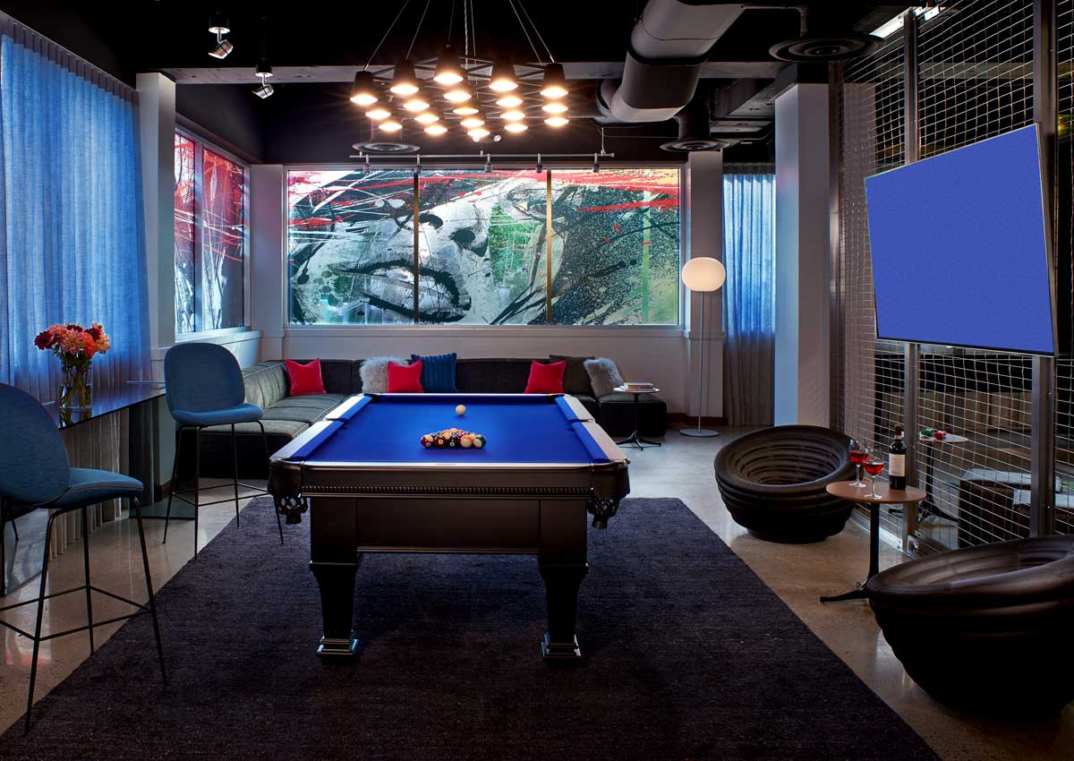 Game Room | private dining, nel centro