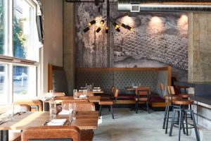 Eater PDX tours our new Pearl District restaurant, Tanner Creek Tavern